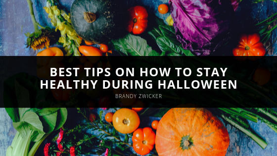 Brandy Zwicker Gives Her Best Tips on How to Stay Healthy During Halloween