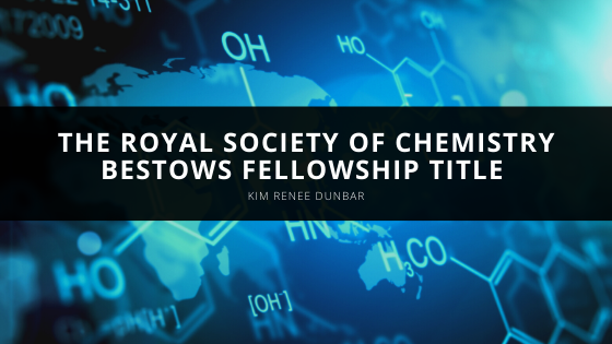 The Royal Society of Chemistry Bestows Fellowship Title on Kim Renee Dunbar