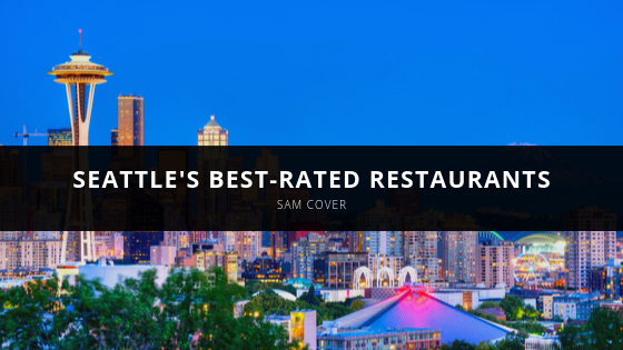 Sam Cover Showcases Seattle's Best-Rated Restaurants