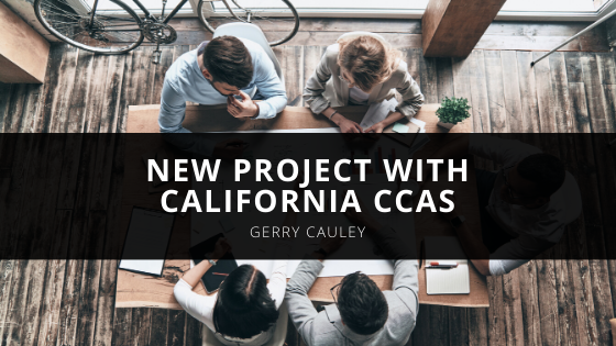 Gerry Cauley Discusses New Project with California CCAs