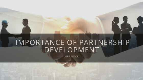 Jeff Nock Highlights Importance of Partnership Development