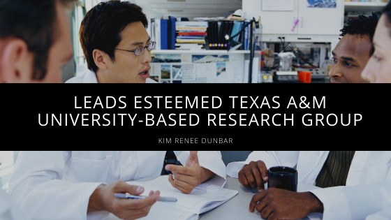 Dr. Kim Renee Dunbar Leads Esteemed Texas A&M University-Based Research Group