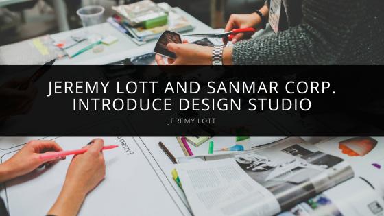 Jeremy Lott and SanMar Corp. introduce Design Studio