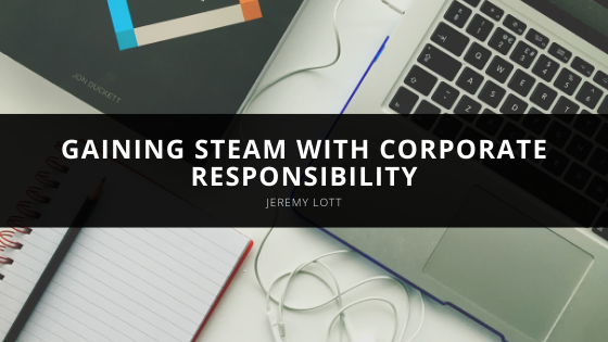Jeremy Lott and SanMar Corp. gaining steam with corporate responsibility