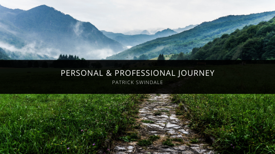 Patrick Swindale Discusses His Personal & Professional Journey