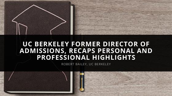 Robert Bailey UC Berkeley