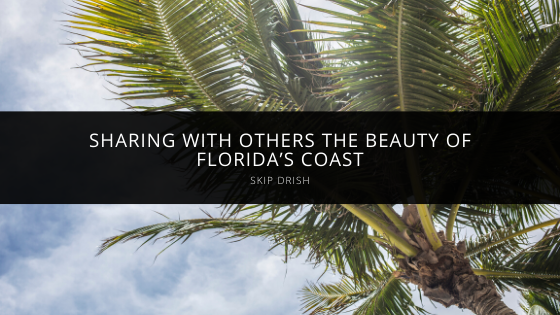 Skip Drish Captains Boat Charters to Share Others the Beauty of Florida's Coast