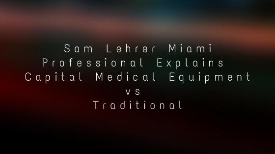 Sam Lehrer Miami